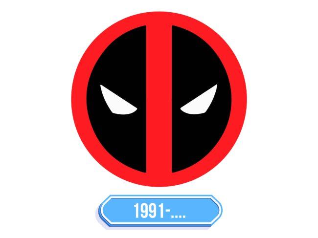 Deadpool Logo Storia