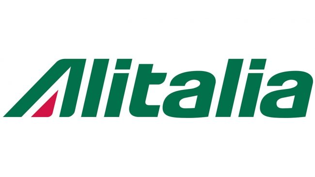 Alitalia Logo 2010-2016