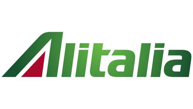 Alitalia Logo 2016-2018