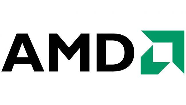 Logo della AMD