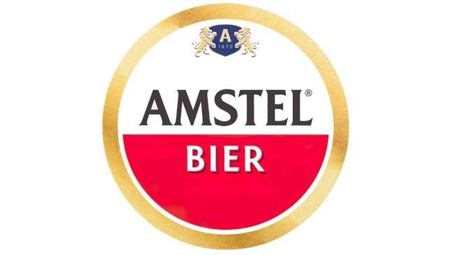 Logo della Amstel