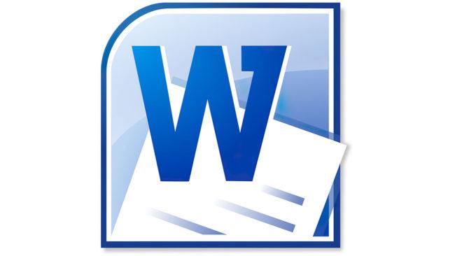 Microsoft Word Logo 2010-2013