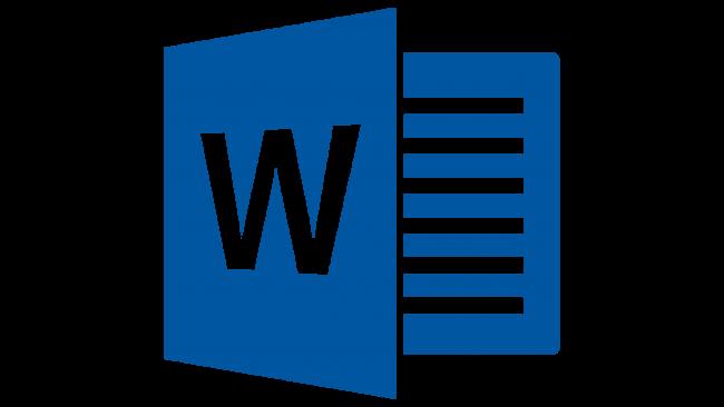 Microsoft Word Simbolo