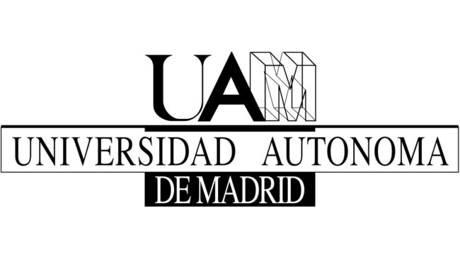Universidad Autonoma de Madrid logo 1986