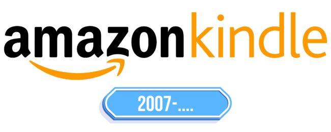 Amazon Kindle Logo Storia