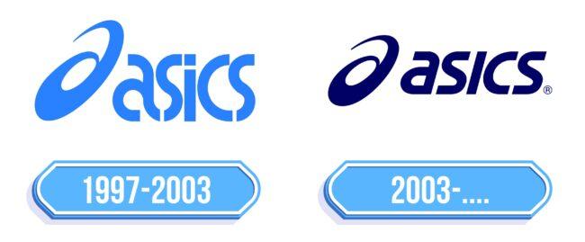 Asics Logo Storia