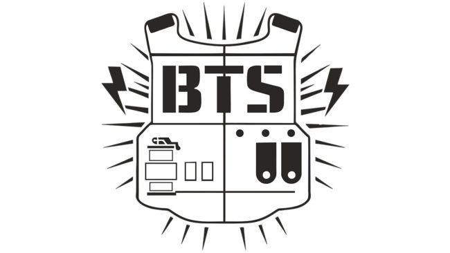 BTS Logo 2013–2017