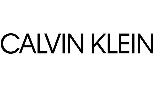 Calvin Klein Logo 2017-oggi