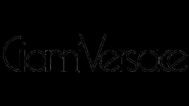 Gianni Versace Logo 1980–1990