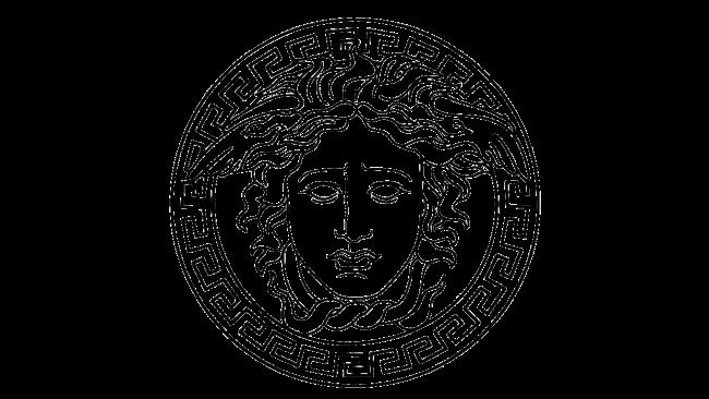 Gianni Versace Logo 1993–1997