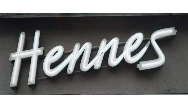 Hennes Logo 1947-1968