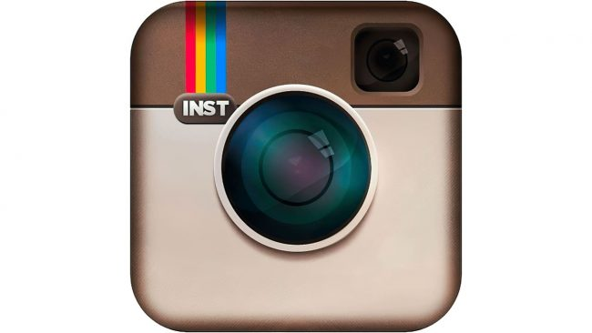 Instagram icon Logo 2010-2011
