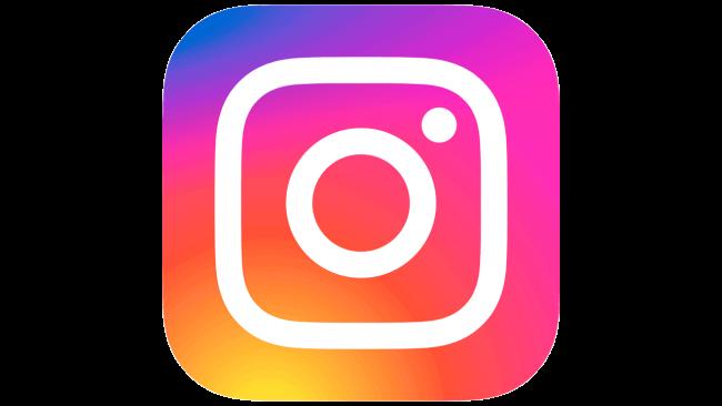 Instagram icon Logo 2016-oggi