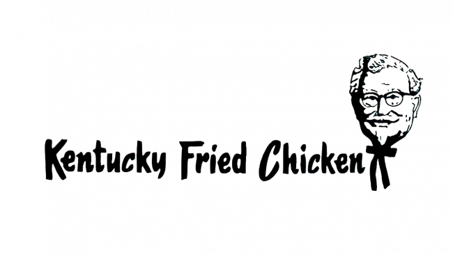 Kentucky Fried Chicken Logo 1952-1978