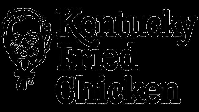 Kentucky Fried Chicken Logo 1978-1991