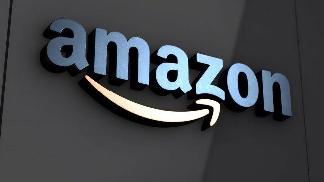 Logo della Amazon
