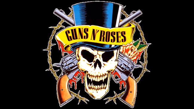 Logo della Guns N Roses