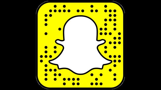 Logo della Snapchat