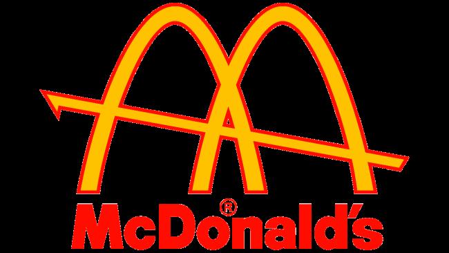 McDonalds Logo 1961–1968