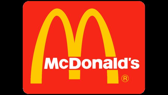 McDonalds Logo 1975–oggi