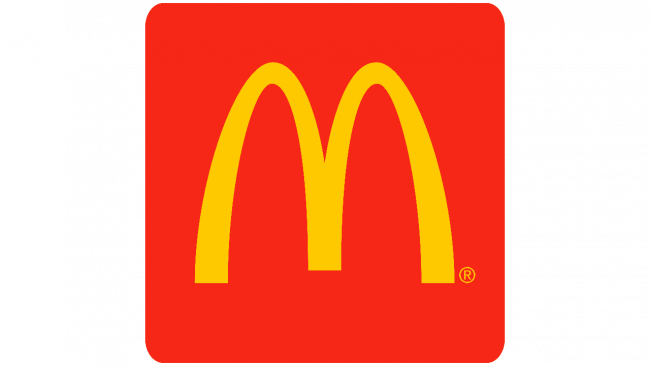 McDonalds Logo 2018–oggi