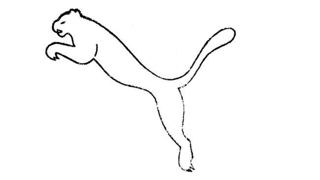 Puma Logo 1970-1974
