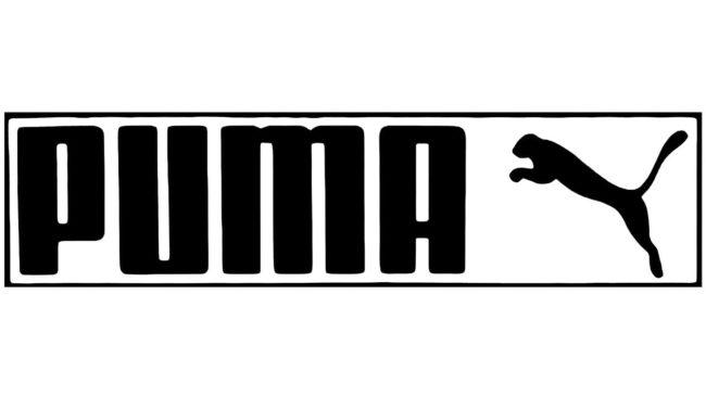 Puma Logo 1974-1976