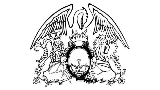 Queen Logo 1973-1975