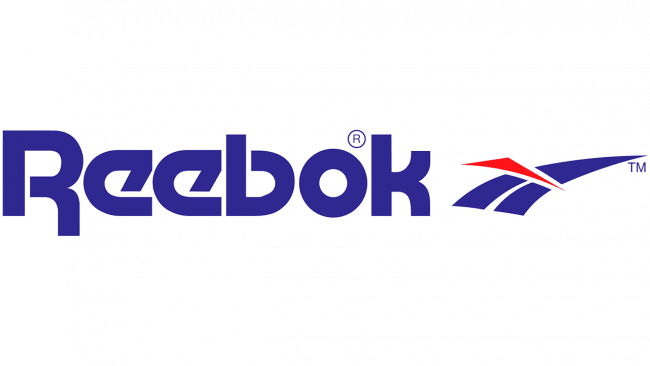 Reebok Logo 1993-1997