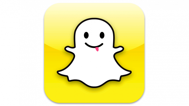Snapchat Logo 2011-2013