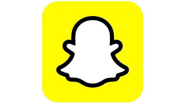 Snapchat Logo 2019-oggi