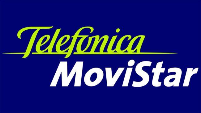 Telefónica MoviStar Logo 2000-2004