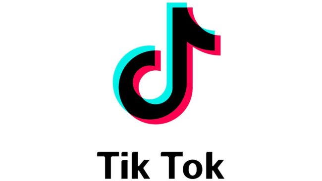 TikTok Logo 2017–2018