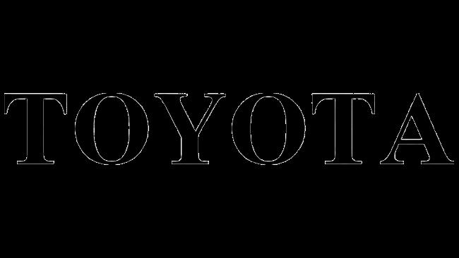 Toyota Logo 1958-1969