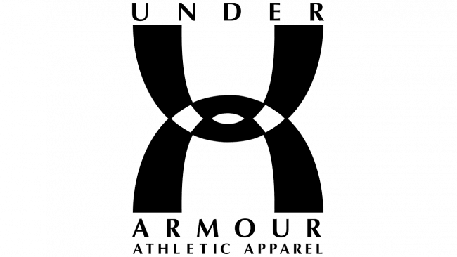 Under Armour Logo 1996-1997