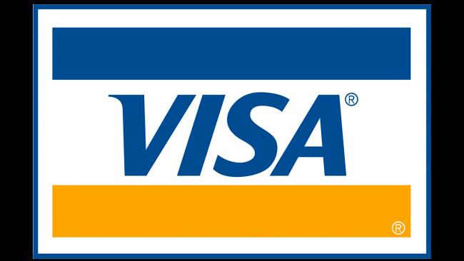 Visa Logo 1992-2000