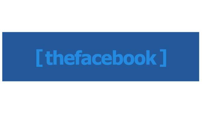 [thefacebook] Logo 2004-2005
