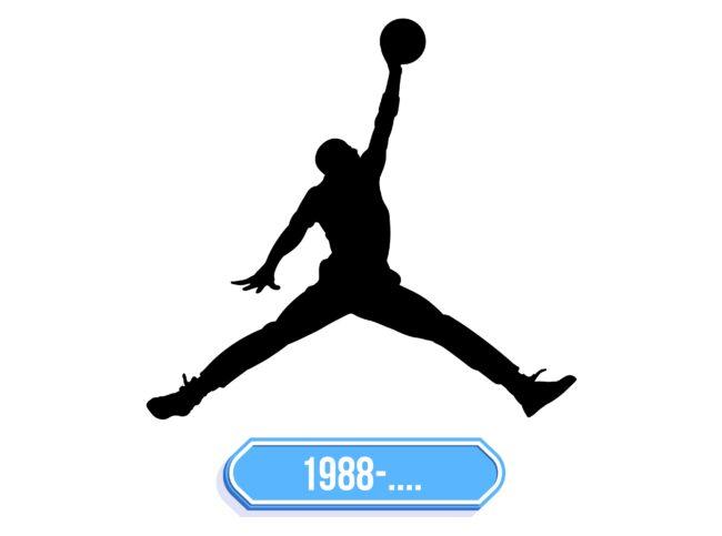 Air Jordan (Jumpman) Logo Storia