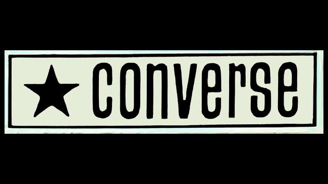 Converse Logo 1963-1977