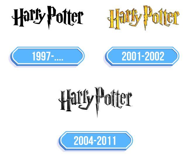 Harry Potter Logo Storia