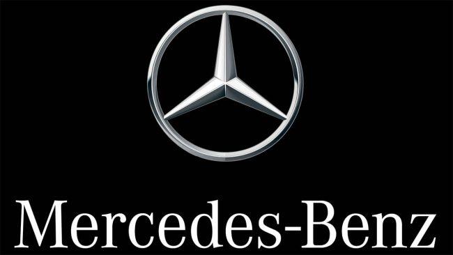 Logo della Mercedes Benz