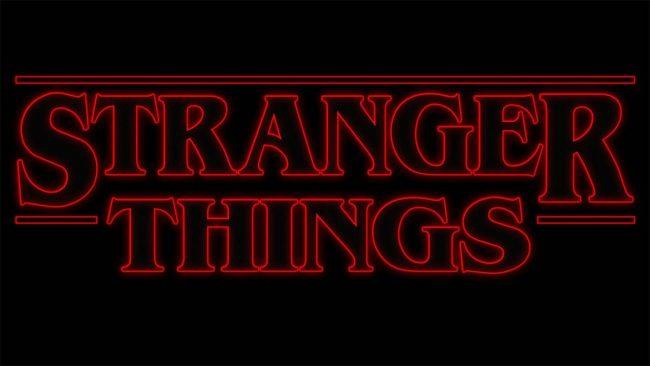 Logo della Stranger Things