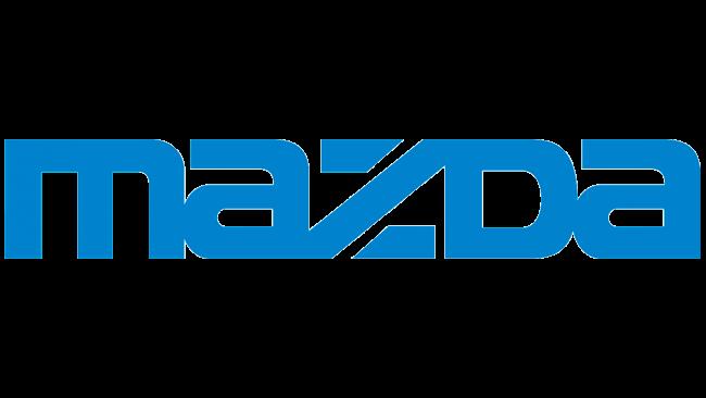 Mazda Logo 1975-1991