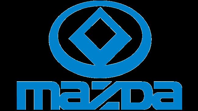 Mazda Logo 1991-1992