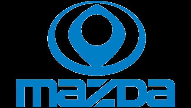 Mazda Logo 1992-1997