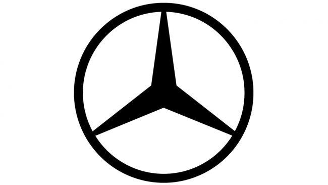 Mercedes Benz Logo 1933-1989