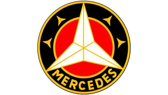 Mercedes Logo 1916-1926