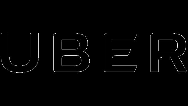 Uber Logo 2016-2018