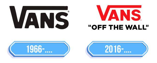 Vans Logo Storia