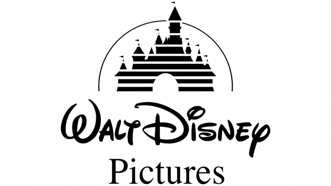 Walt Disney Pictures Logo 1985-2006